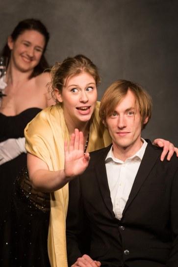 Diplomshow 2017 Sophie Bauer - Adele - Die Fledermaus